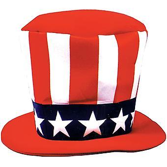 Дядя Сэм шапка пены для всех