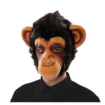 APE mask chimpanzee monkey mask mask LaTeX rubber mask adult