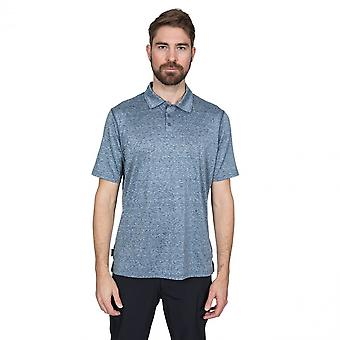 Intrusion Mens Monocle rapide sèche manches courtes Polo Shirt