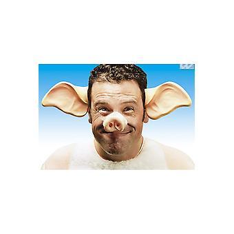 Hoeden varkens oren