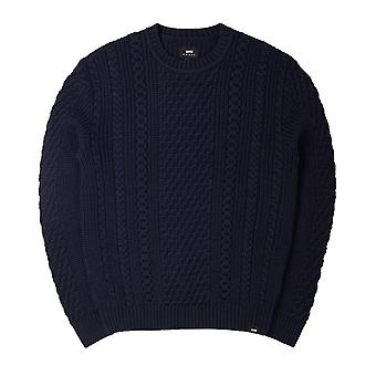 Edwin United Cable Knit Jumper
