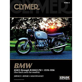 BMW R Series 1970-96 (3rd) by Ed Scott - Penton - 9780892878543 Book