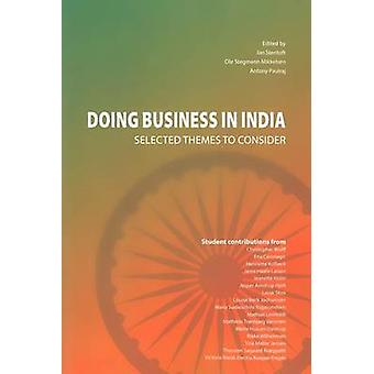 Doing Business in India - Selected Themes to Consider by Jan Stentoft