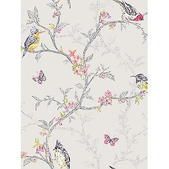 Phoebe Birds Wallpaper Holden