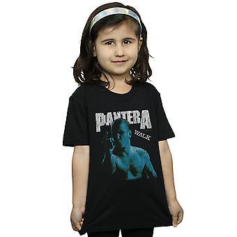 Pantera Girls Walk Single Art T-Shirt