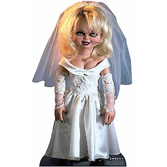 Tiffany from Bride of Chucky Official Lifesize Cardboard Cutout / Standee / Standup