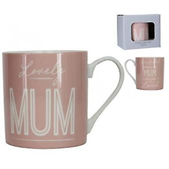 Gisela Graham Lovely Mum Mug | Gifts from Handpicked