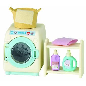 Sylvanian Families wasmachine Set