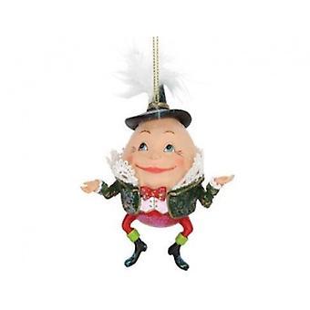 Gisela Graham Humpty Dumpty Christmas Decoration | Handpicked