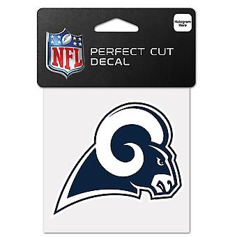 Wincraft decal 10x10cm - NFL Los Angeles Rams