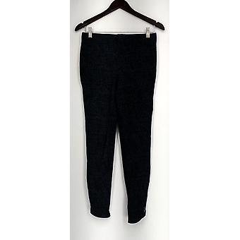Slimming Options for Kate & Mallory Legging w/ Tulip Hem Blue A430703