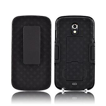 Verizon Shell Holster combo Samsung Galaxy Nexus i515-musta