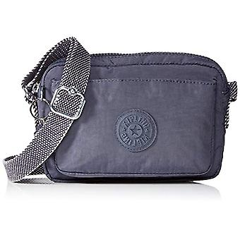 Kipling Abanu - Women Grey shoulder bags (Night Grey) 20x13.5x7.5 cm (B x H T)