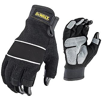 Dewalt Mens DPG214L Performance 3 Gants Finger Double Palm