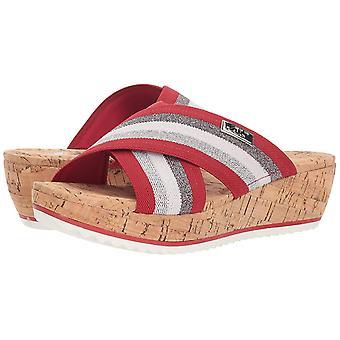 Anne Klein Womens Felisha Open Toe Casual Platform Sandals