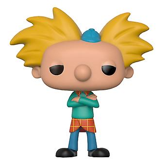 Hey Arnold Arnold Shortman Pop! Vinyl
