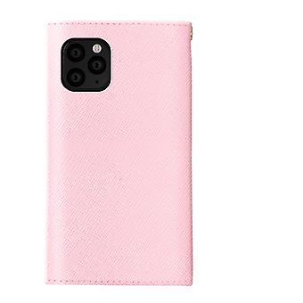iDeal of Sweden Mayfair Clutch for iPhone 11 Pro-Pink