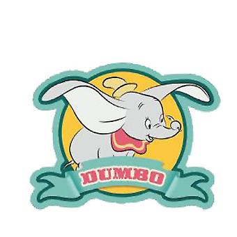 Magnet - Disney - Dumbo Logo Soft Touch PVC New 25063