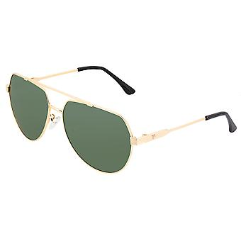 Sixty One Costa Polarized Sunglasses - Gold/Black