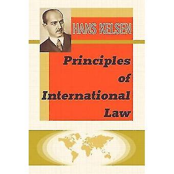 Principles of International Law by Kelsen & Hans