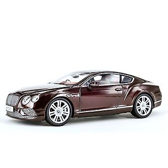 Bentley Continental GT RHD (2016) Diecast Model Car