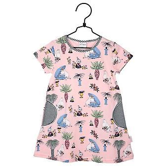Moomin Pearl Tunique/Dress, Rose