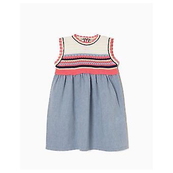 Zippy Combined Dress