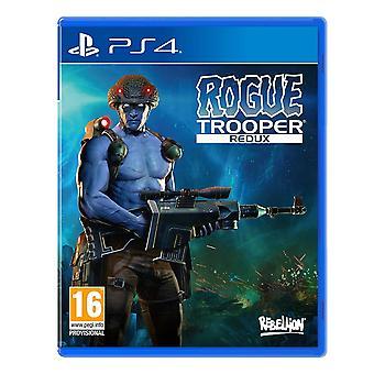 Rogue Trooper Redux PS4 Hra (GCAM Hodnocení - Angličtina / Arabština Box)