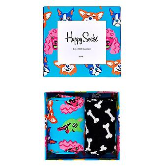 Scatola regalo Happy Socks Dog - 2 Pack