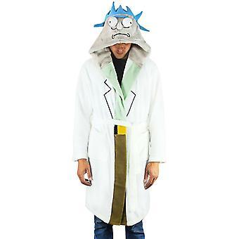Rick og Morty Rick Sanchez Forsker Dressing Kjole Menn's/Kvinner's Badekåpe