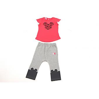 Adidas Performance Tracksuit Set Baby Dysney TM SET CE9812