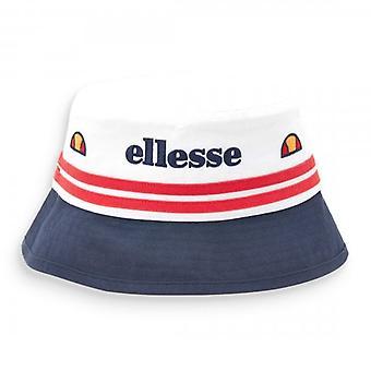 Ellesse Lorenzo Bucket Hat Navy White