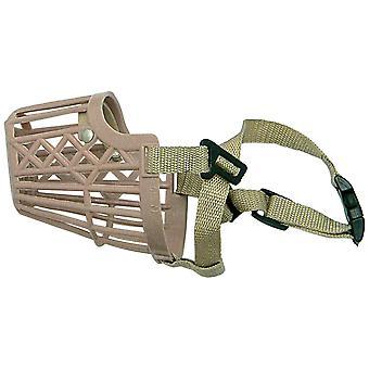 Ica N-2 プラスチック銃口ナイロン (犬、首輪、リード、ハーネス、グリグリ)