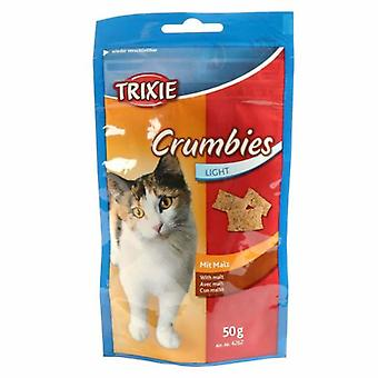 Trixie Crumbies with malta (Cats , Treats , Biscuits , Lighter Options)