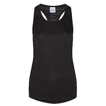 AWDis Just Cool Womens/Ladies Smooth Workout Vest