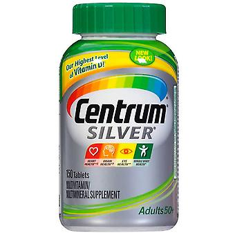 Centrum silver adults 50+ multivitamin, tablets, 150 ea