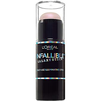 L'Oreal Paris Cosmetics Infallible Galaxy Stick, Cosmic Pink, 0.24 Ounce