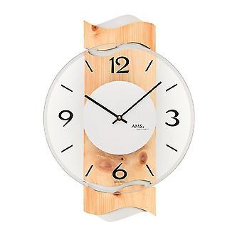 Horloge murale AMS - 9623