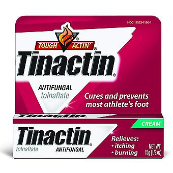 Tinactin antifungal athlete's foot cream, 0.5 oz