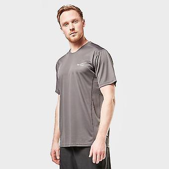 Neue Peter Storm Men's Balance Kurzarm T-Shirt grau