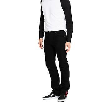 Chet Rock Black Slim Jim Jeans 38 L