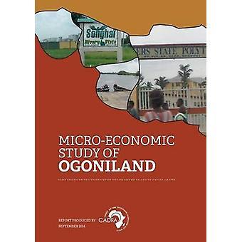 Microeconomic Study of Ogoniland by Tolani & Patrick