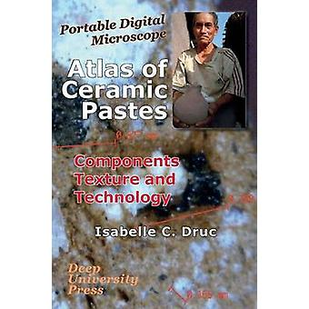 Atlas of Ceramic Pastes Components Texture and Technology by Druc & Isabelle C.