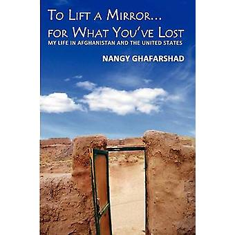 To Lift a Mirror... for What Youve Lost by Ghafarshad & Nangy