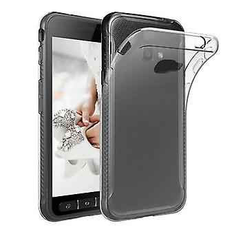 iCoverCase | Samsung Galaxy XCover 4 |  Transparent TPU shell