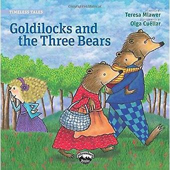 Goldilocks by Teresa Mlawer - 9780989893404 Book