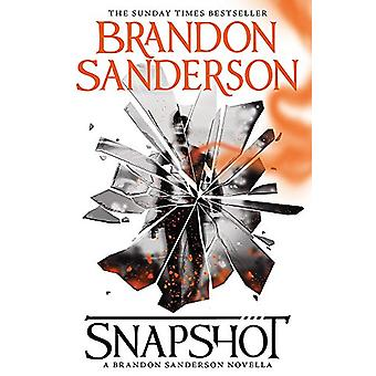 Snapshot by Brandon Sanderson - 9781473224995 Book