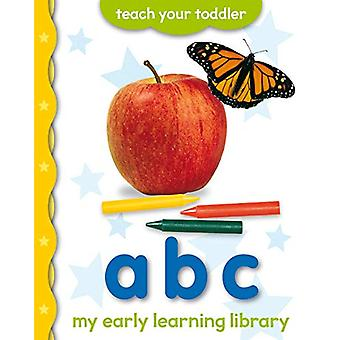 My Early Learning Library - ABC by Chez Picthall - 9781909763906 Book