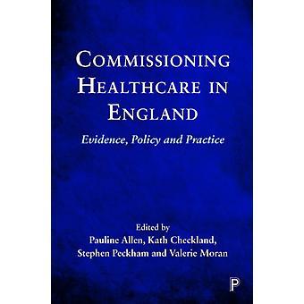Idriftsættelse Healthcare i England af Pauline Allen