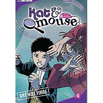 Kat & Mouse Volume 4 Manga by Federica Manfredi - 9781427811752 B